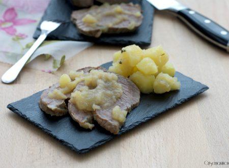 Arrosto con le patate, ricetta semplice