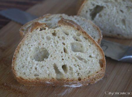 Pane integrale, ricetta con esubero di lievito madre