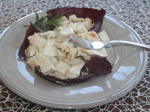 Petto di pollo con salsa allo yogurt, ricetta leggera