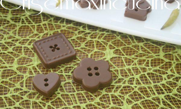 Cioccolatini al peperoncino, ricetta dolce