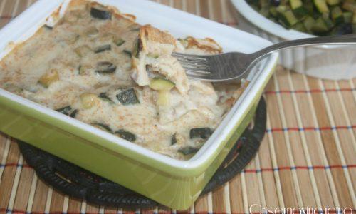 Crepes vegane alle zucchine, ricetta leggera