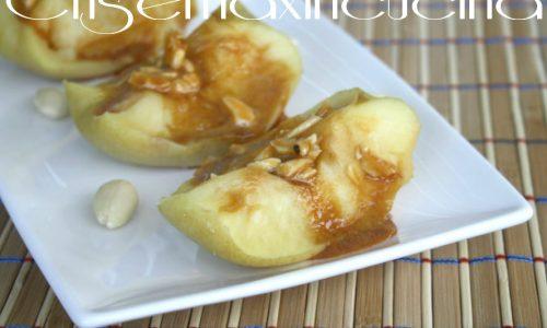Mele al miele, ricetta con cottura al vapore