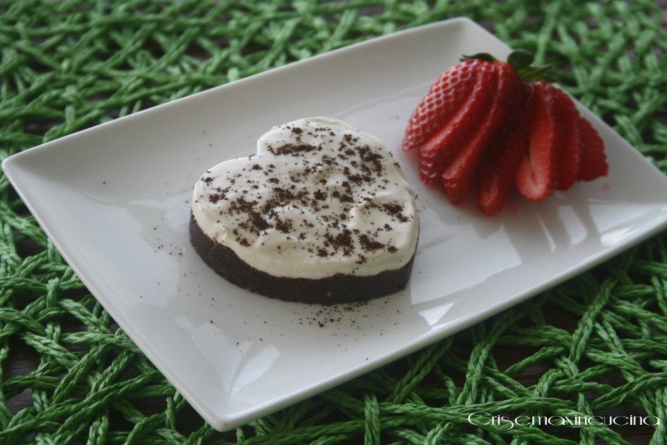 cheesecake yogurt e caffè
