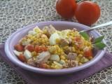 insalata mais e tonno