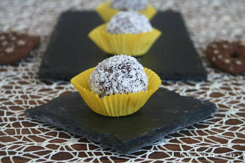 tartufi cioccolato e mascarpone si possono preparare tranquillamente ...