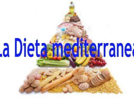 La dieta mediterranea, breve guida