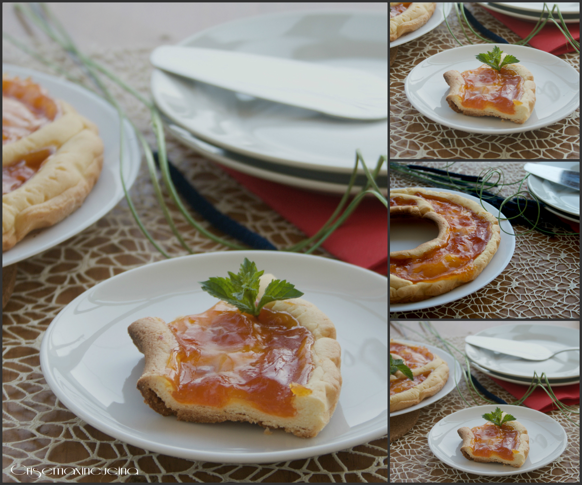 Collage crostata versilia