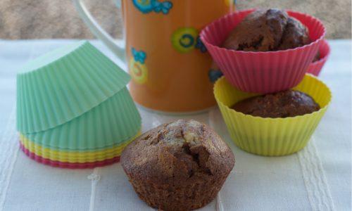 Muffin al latte caldo, ricetta con fornetto versilia