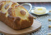 Plumcake con ananas, ricetta facile e dal sapore esotico
