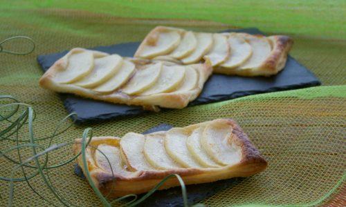 Sfoglie con le mele, ricetta veloce