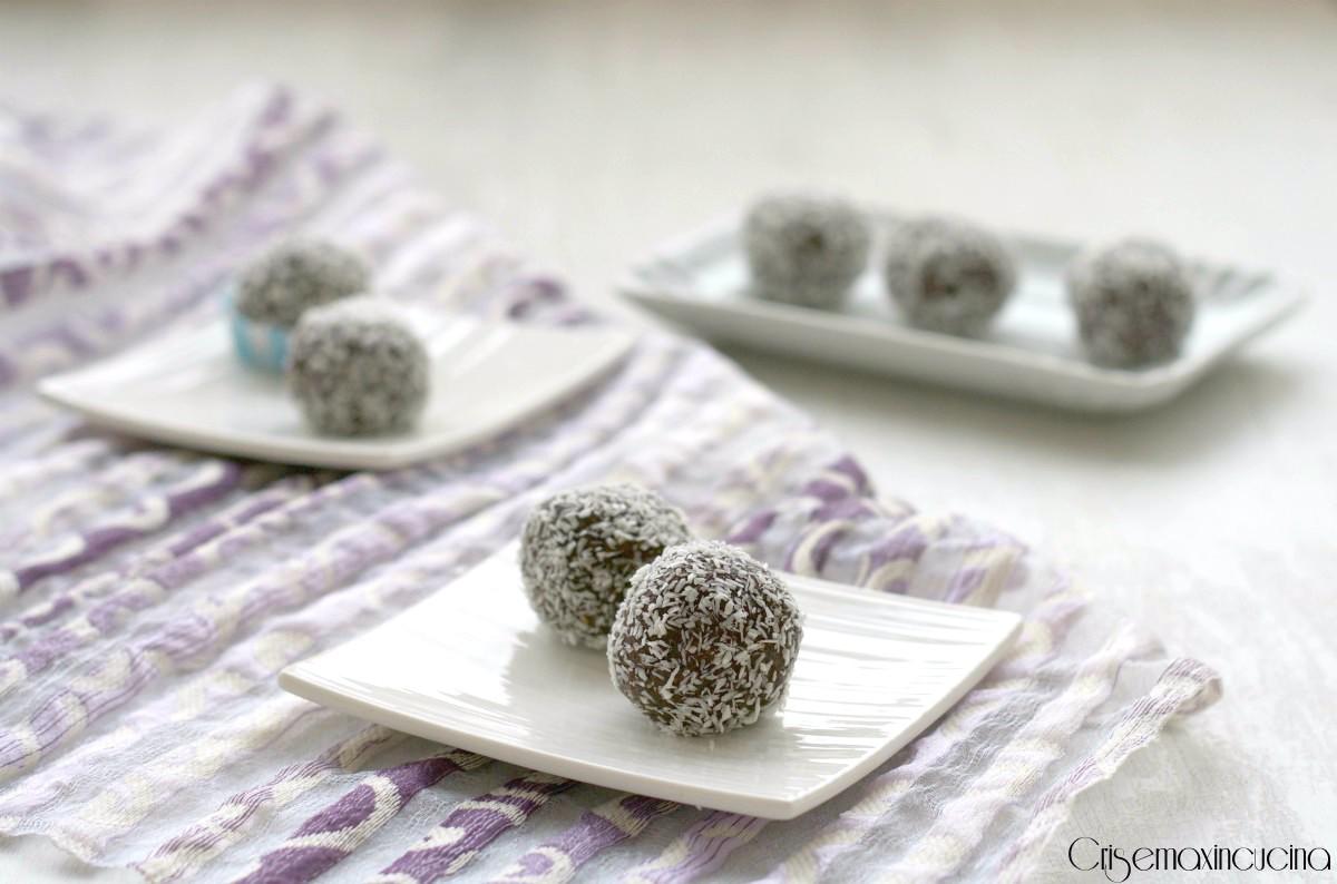 Tartufi Cioccolato e Mascarpone
