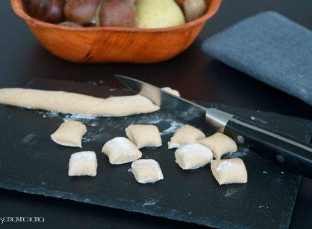 Chicche di patate e castagne