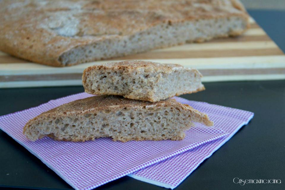 pane di segale integrale 1