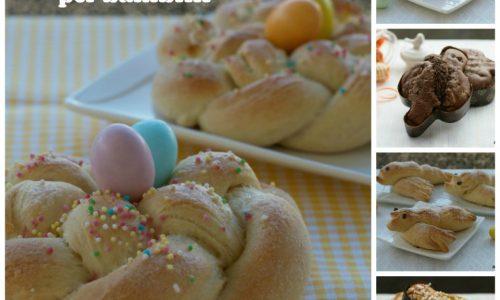 Dolci di Pasqua per bambini