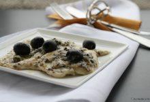 Petto di pollo con olive e capperi, ricetta gustosa