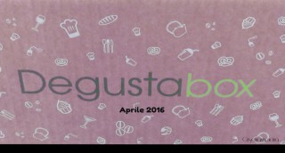 degustabox aprile 2016