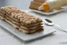 Mattonella biscotti e crema, ricetta golosa
