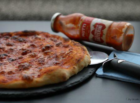 Pizza con esubero di licoli, ricetta lievitata