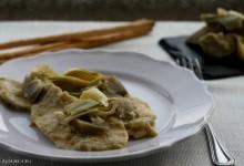 Petto di pollo con i carciofi, ricetta semplice
