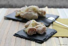 Rolatine di pollo con prosciutto e formaggio