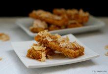 Barrette  senza glutine con fiocchi di mais