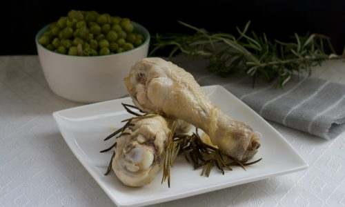 Fusi di pollo agli aromi, ricetta facile