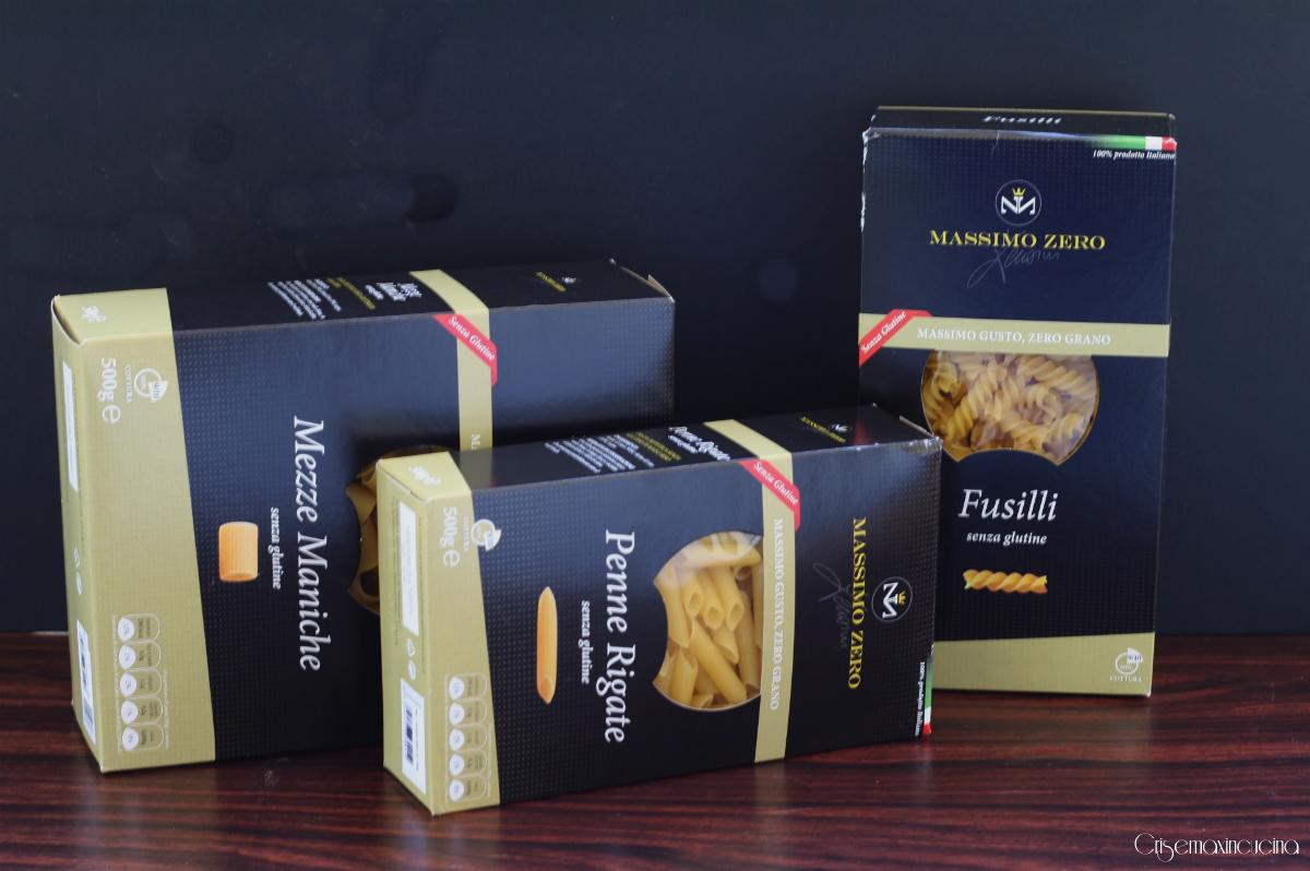 Massimo Zero pasta senza glutine, nuova collaborazione