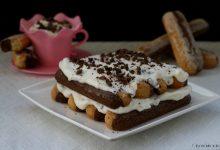 Tiramisù con crema alla ricotta, ricetta dolce