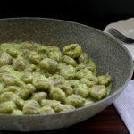 gnocchi senza glutine zucchine e stracchino