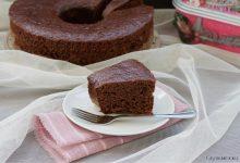Ciambellone cacao e marmellata, ricetta con Versilia.