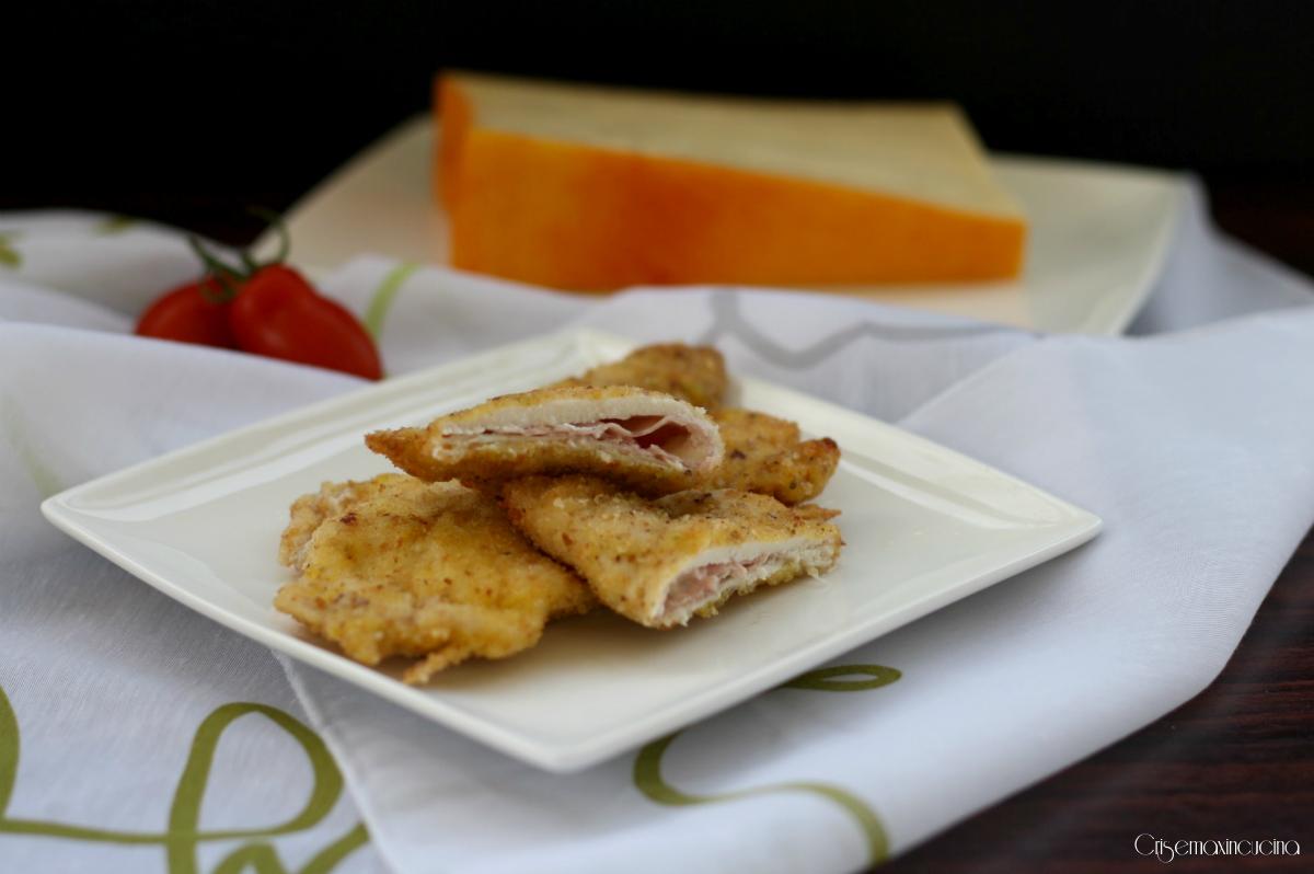 Petto di pollo alla Valdostana, ricetta rivisitata