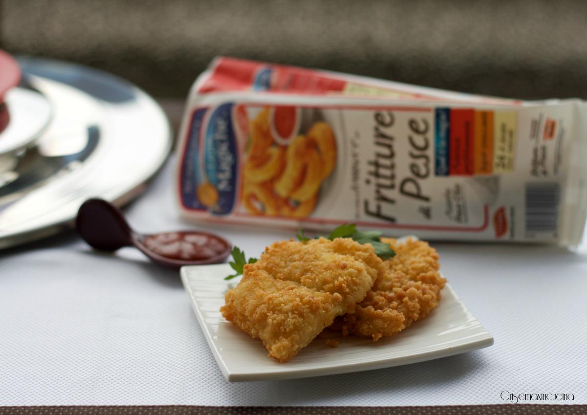 pangasio fritto con magic cooker