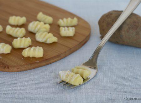 Gnocchi di patate mignon