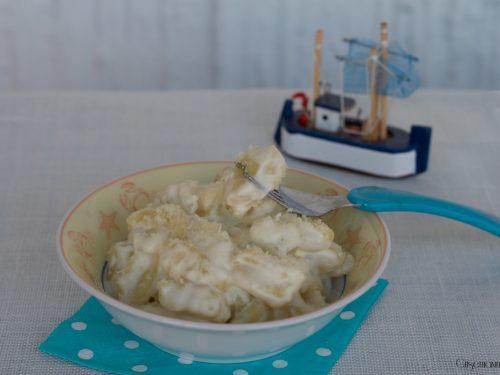 Gnocchi di patate al formaggio, ricetta facile