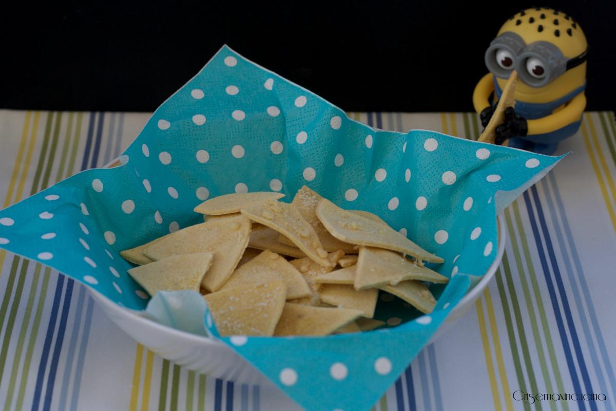 Nachos al forno, ricette per bambini