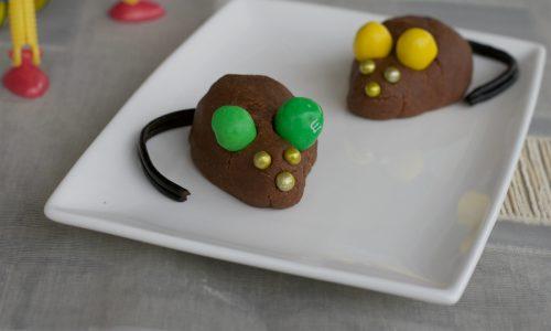 Topolini al cioccolato