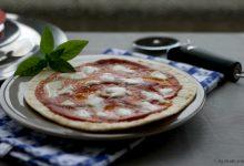 Piada pizza con Magic Cooker, ricetta facile e veloce