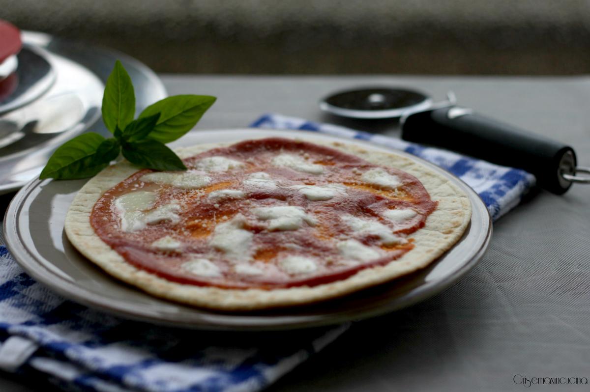 piada pizza con magic cooker