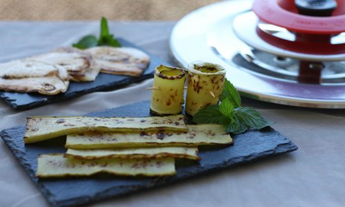 Verdure grigliate con Magic Cooker, ricetta vegetariana