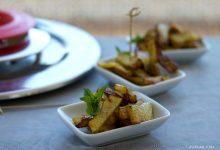 Zucchine fritte con Magic Cooker