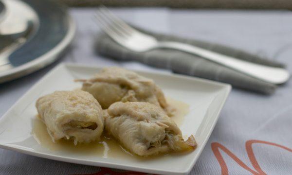 Rolatine di pollo e verdure, secondo piatto gustoso e completo
