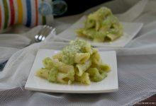 Penne con zucchine e stracchino, ricetta veloce