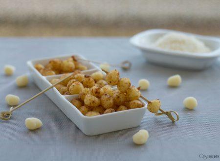 Chicche di patate fritte alla paprika, ricetta sfiziosa