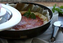 Pizza con pasta sfoglia con Magic Cooker, ricetta sfiziosa