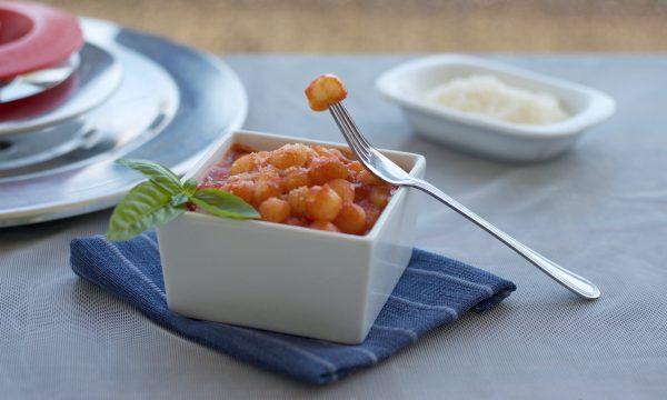 Chicche di patate al pomodoro con Magic Cooker