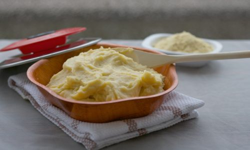 Polenta con Magic Cooker, ricetta base