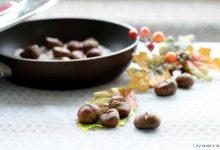 Caldarroste al sale con Magic Cooker, ricetta facile
