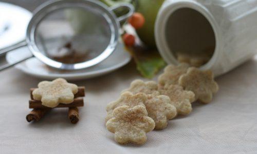 Biscotti senza zucchero alla mela e cannella, ricetta con magic cooker