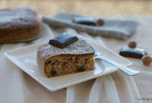 Torta di nocciole e cioccolato, ricetta facile e golosa.