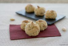 Biscotti alla frutta secca senza zucchero e burro.